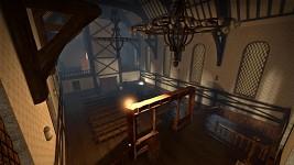 Making of the church: Step three