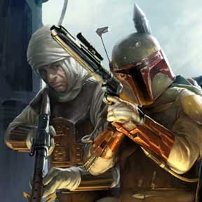 Boba and Dengar
