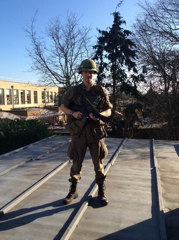 Vietnam Reenactment/Airsoft gear