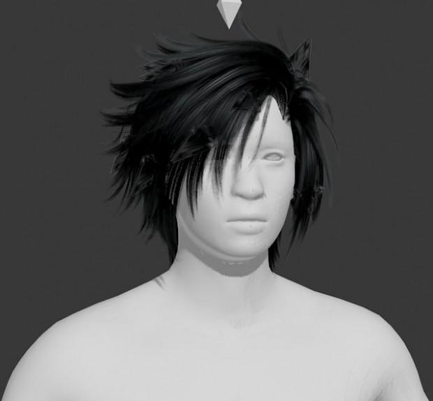 SAO_HairStyle 1