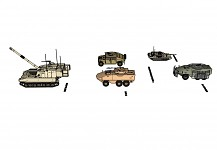 Tanks Render