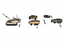 Tanks Render