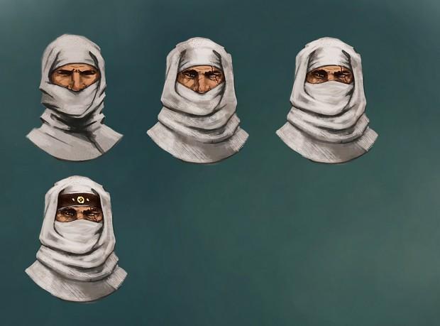 Monk Cowls