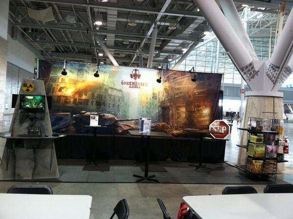 PAX East Booth