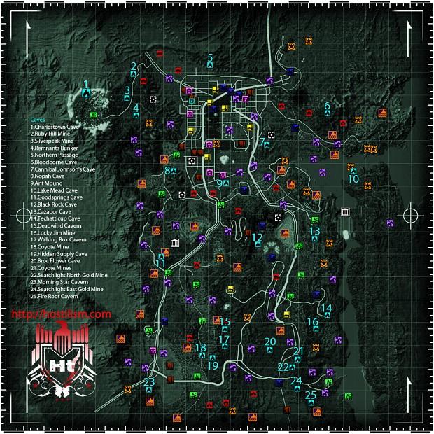 fallout new vegas locations image - sdkillah - Mod DB