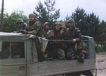 Serbian 63rd para on Kosovo [1999]