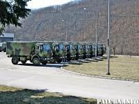 New Serbian Trucks FAP