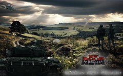 ARMA 2 Serbian Army Wallpaper v.1 and v.2