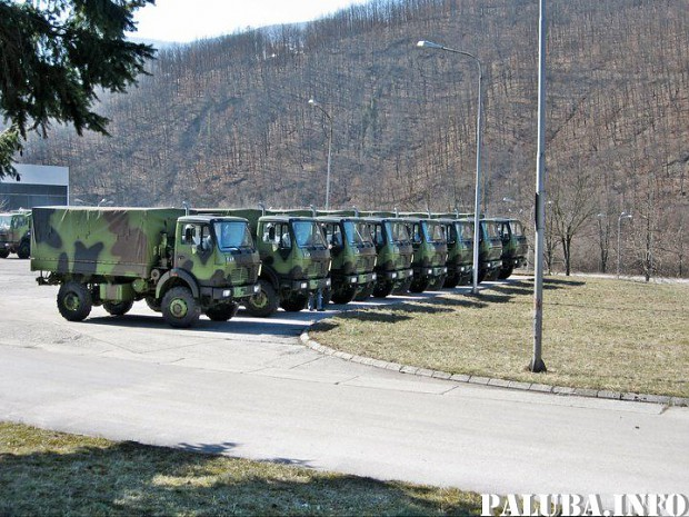 New Serbian Trucks FAP