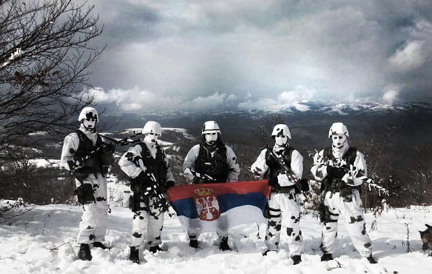 Serbian Special Forces
