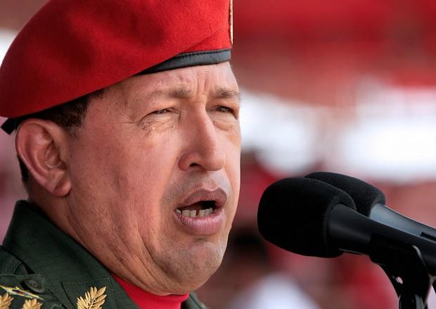Descanse en paz, Hugo Chávez!