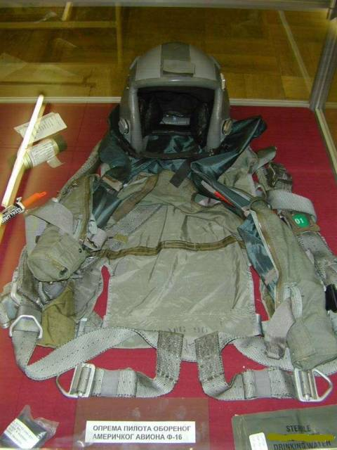 Captured Equipment