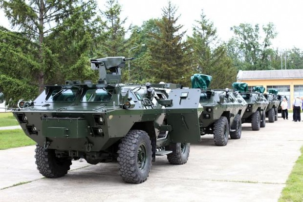 Serbian BOV M11 for Asian Customer