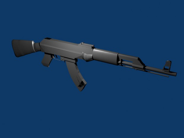 Updated AK-47