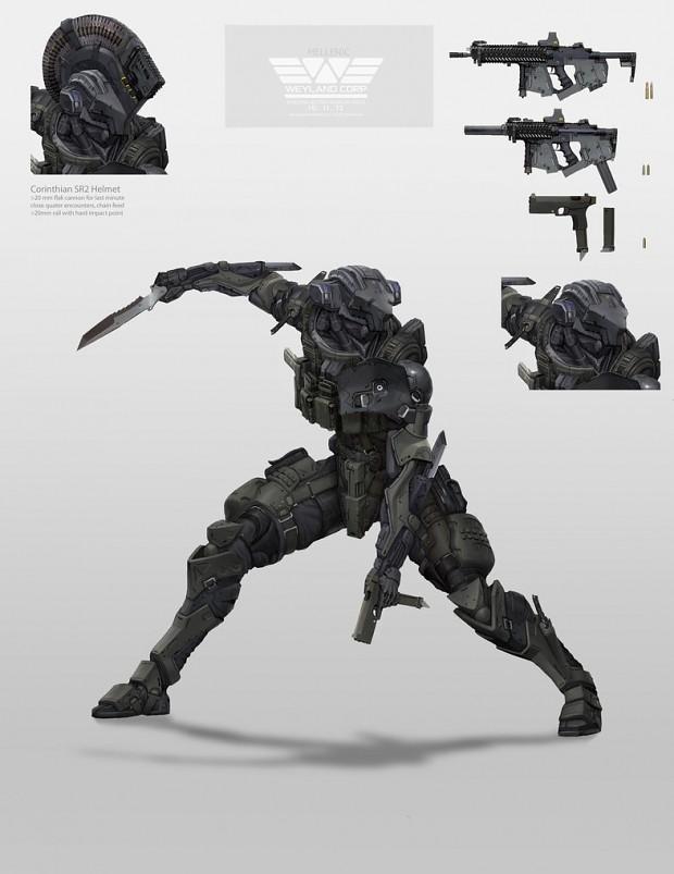 Rogue's Armor