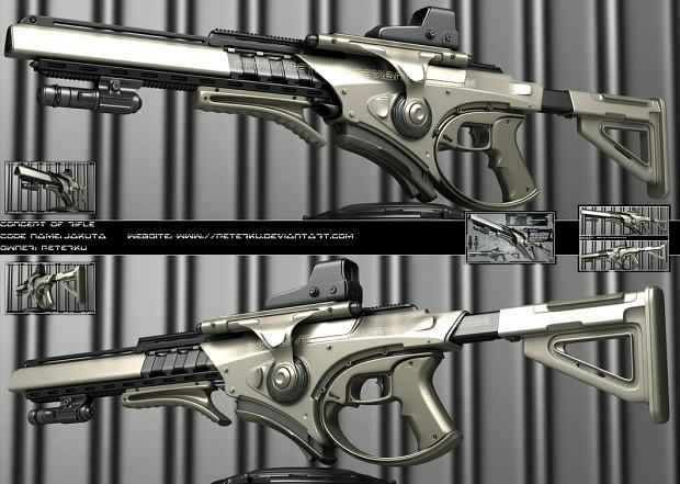 Type-47 Carbine