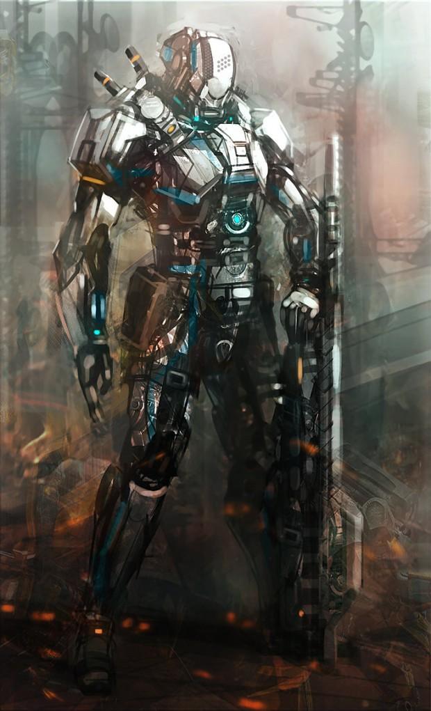 Nym's Armor