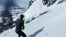 Star Wars Battlefront Beta Heroes Screenshots