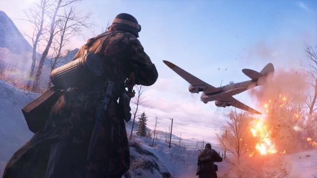 Battlefield V EA Play Screenshots