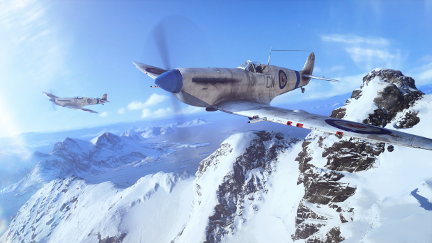 Battlefield V EA Play Screenshots