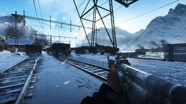 Battlefield V Closed Alpha Screenshots