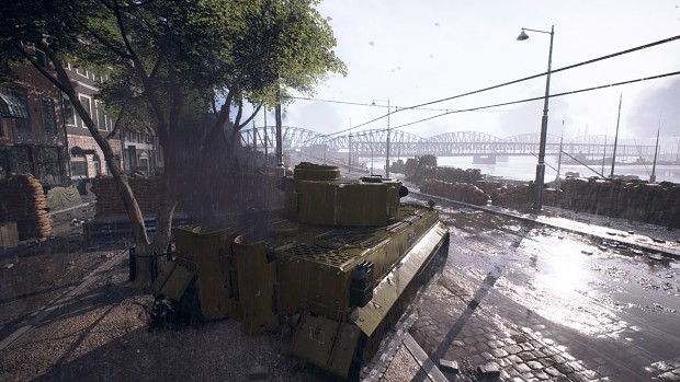 Battlefield V Open Beta Screenshots