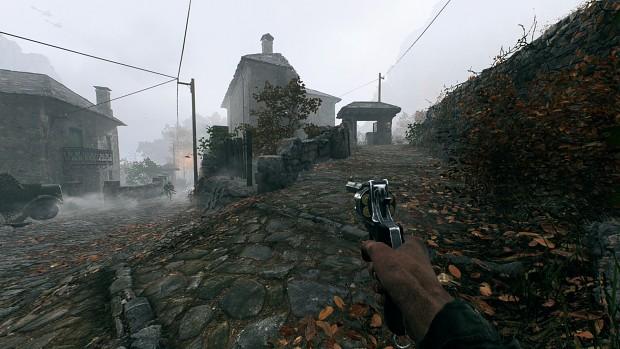 Battlefield V Marita Map Screenshots