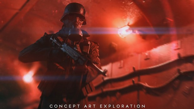 Battlefield V Concept Art Exploration