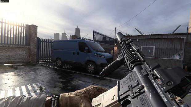 Call Of Duty Modern Warfare Beta Screenshots