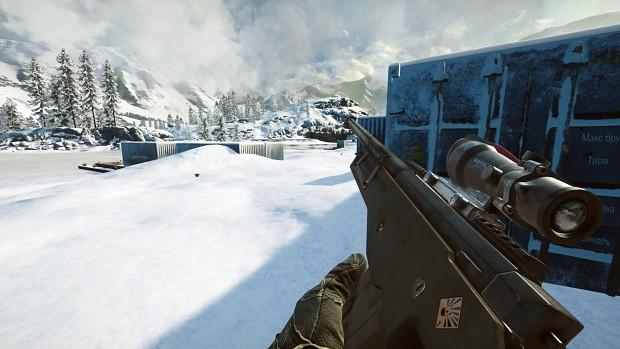 Battlefield 4 L96A1