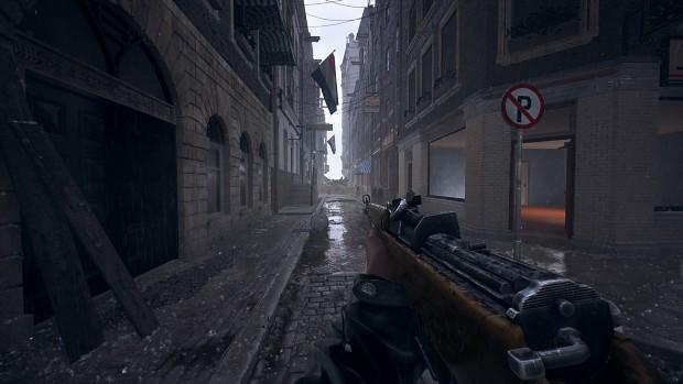 Battlefield V Open Beta Rotterdam Screenshots