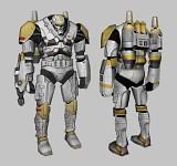 Blaze Trooper