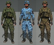 Gorka Uniforms 1.65