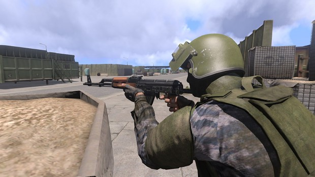 FFCP with VTN in ArmA 3