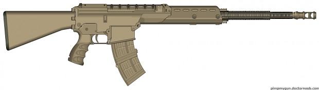 D.E.R.F.'s GR-8