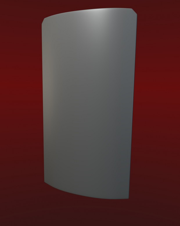 Ballistic Shield WiP