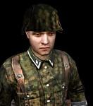 New Kragenspiegel (New collar) and Helmet