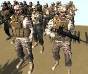 Modern Skirmish Mod: German Infantry