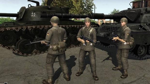 Cold War Pack: Bundeswehr in Moleskin Gear (WIP)
