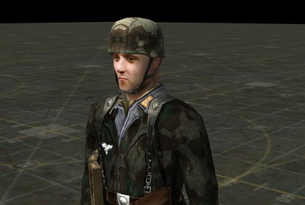 New Fallschirmjäger head