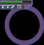 HUD V0.4 - Botones