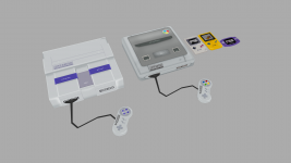 Consoles.