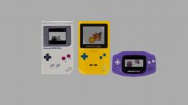 Handheld Consoles.