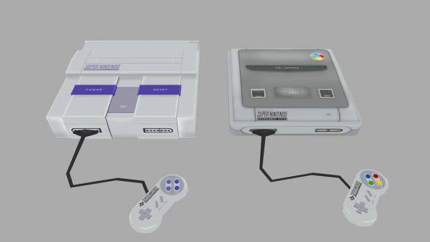 Super Consoles