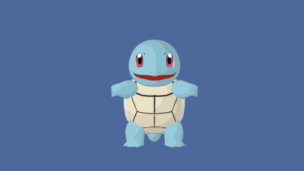 Squirtle Redux