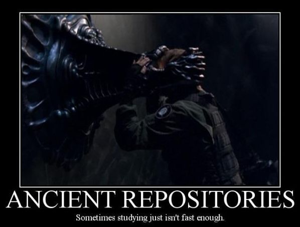 Ancient Repositories