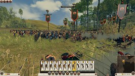 Rome II: Dumb barbarians