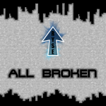 All Broken EP Cover