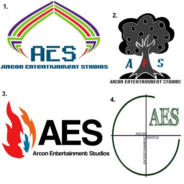 AES Logos