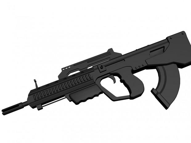 McDoogle Assault Rifle